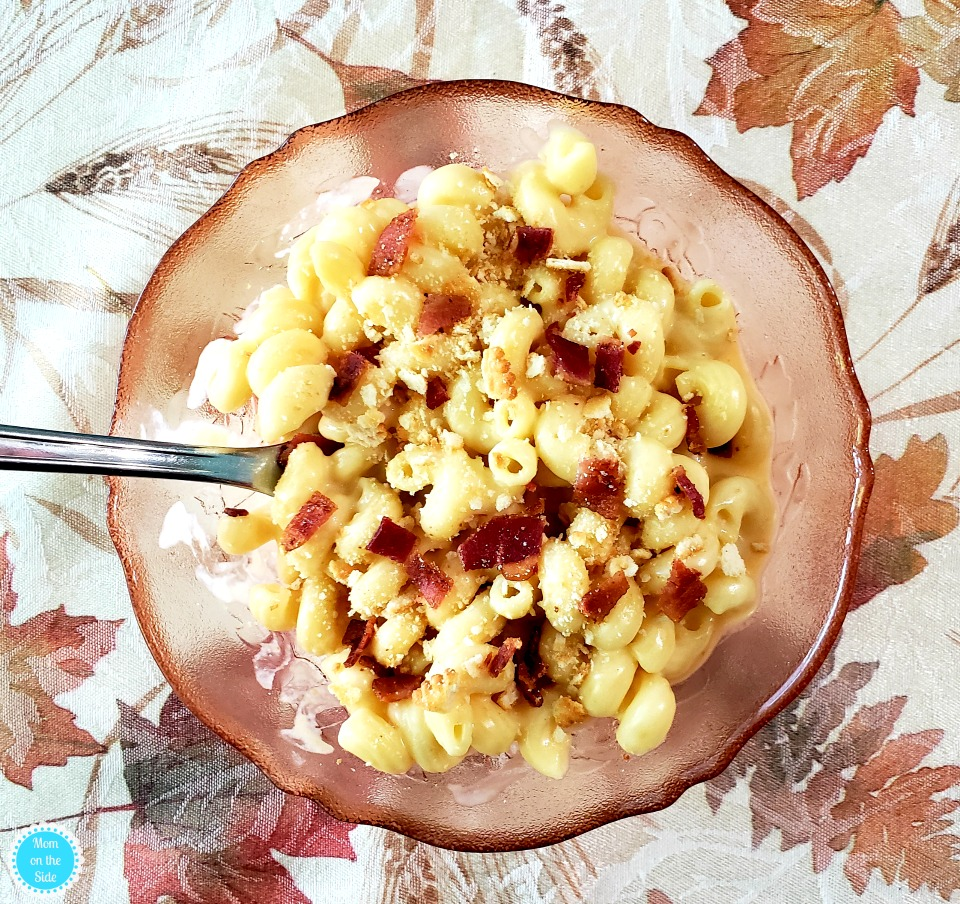 Easy Mac N Cheese Mealthy Recipe