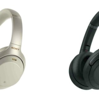 Never Leave Home Without Sony Wireless Noise Canceling Headphones