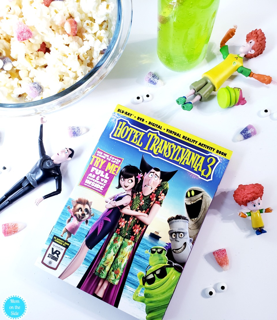 Hotel Transylvania 3 Blu Raydvd Digital Combo Pack: Ultimate Hotel Transylvania 3 Toys And Products Guide