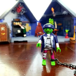 Playmobil Haunted House Set