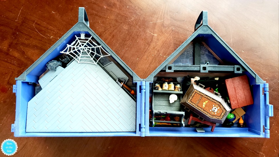 Take Along Playmobil Haunted House