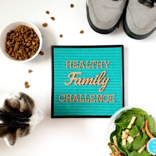 How We're Taking a Healthy Family Challenge
