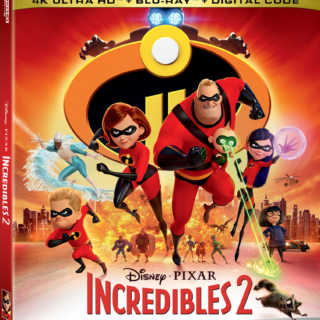 Incredibles 2 Bonus Features + Printables