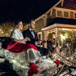 Hallmark Movies & Mysteries Marrying Father Christmas Premiere