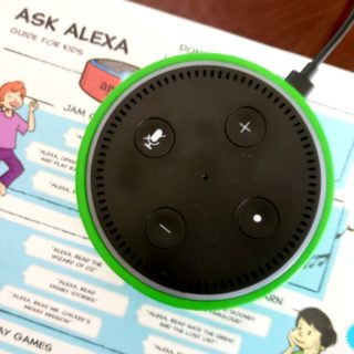 Ask Alexa and Alexa Routines on Echo Dot Kids Edition