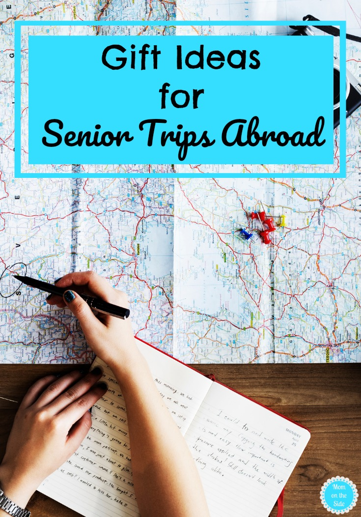 Great Gift Ideas for Senior Trips Abroad