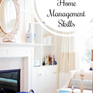 Tips for Teaching Teens Home Management