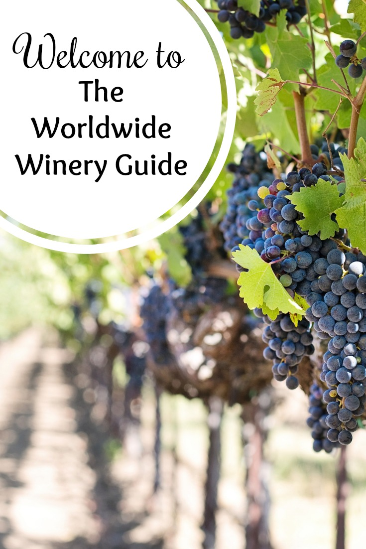 Worldwide Winery Guide for Wine Lovers