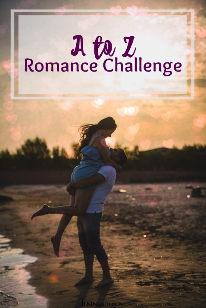 Printable A to Z Romance Challenge