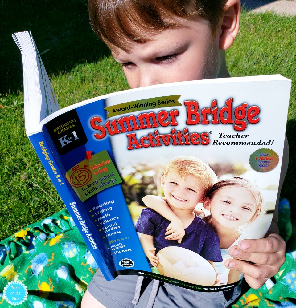 Summer Learning Workbooks from Carson Dellosa