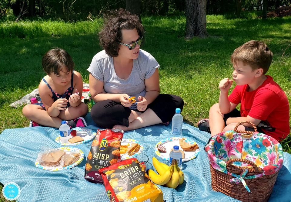 Simple Stress-Free Picnic Ideas