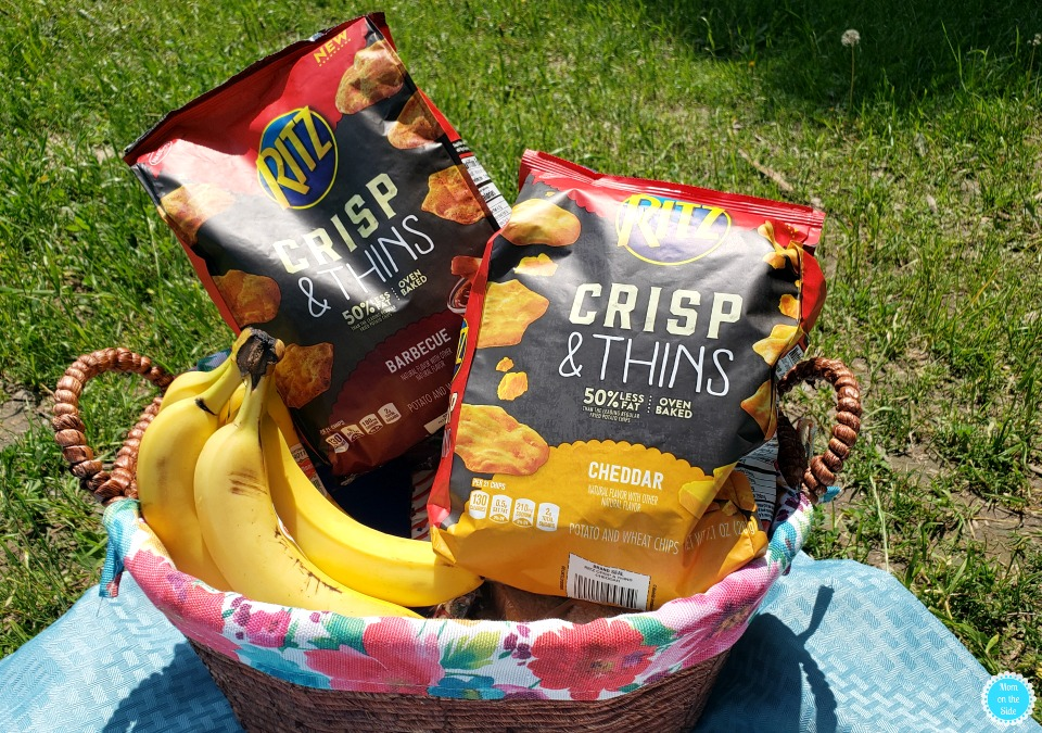 Ritz Crisp & Thins Picnic Snacks