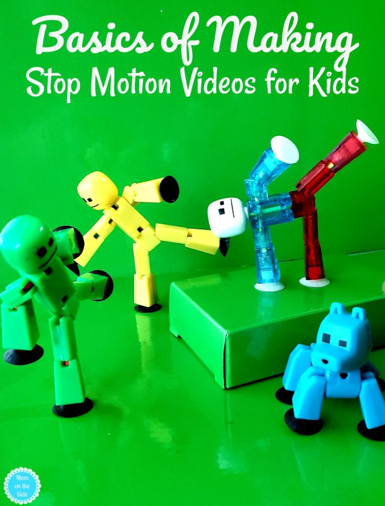 Tips for Making Stop Motion Videos for Kids