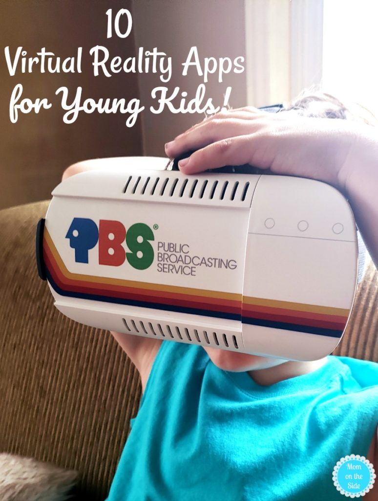 Virtual Reality Apps for Young Kids to Play
