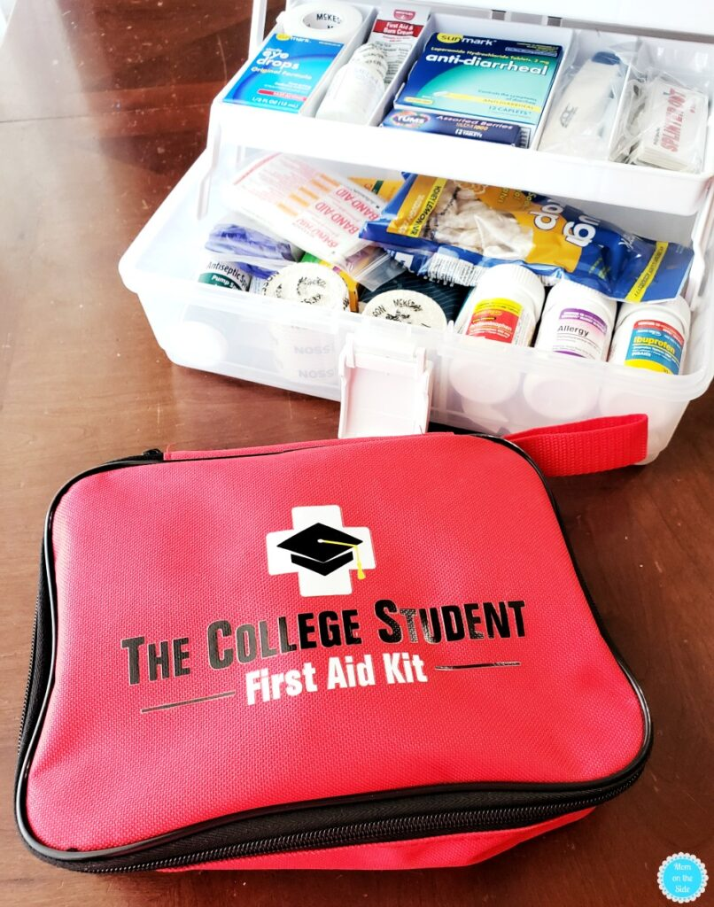 first aid kits college students