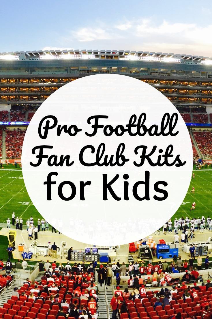 ee143f7b NFL Kids Fan Club Kits