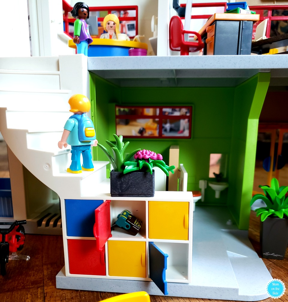 Playmobil's Furnished School Playset