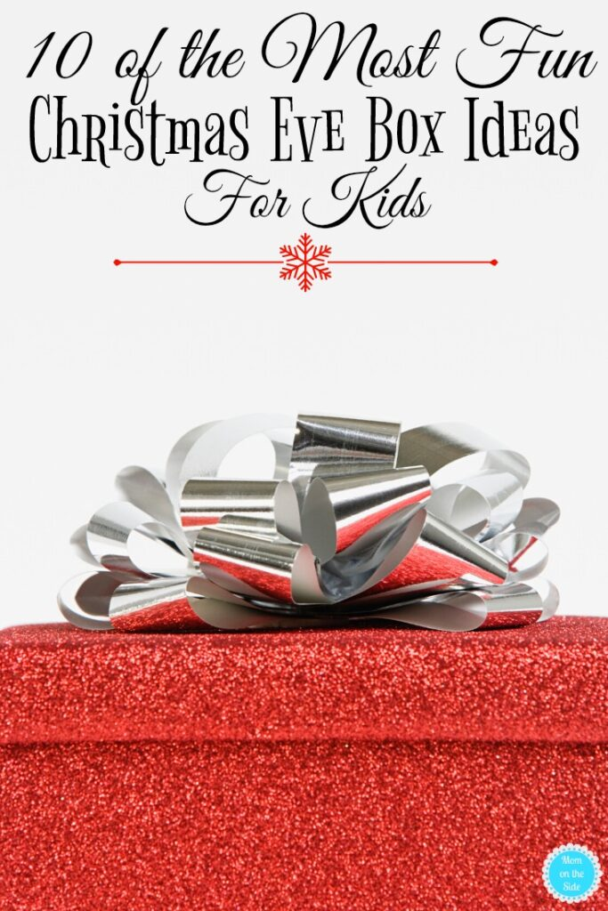 best christmas eve box ideas for kids