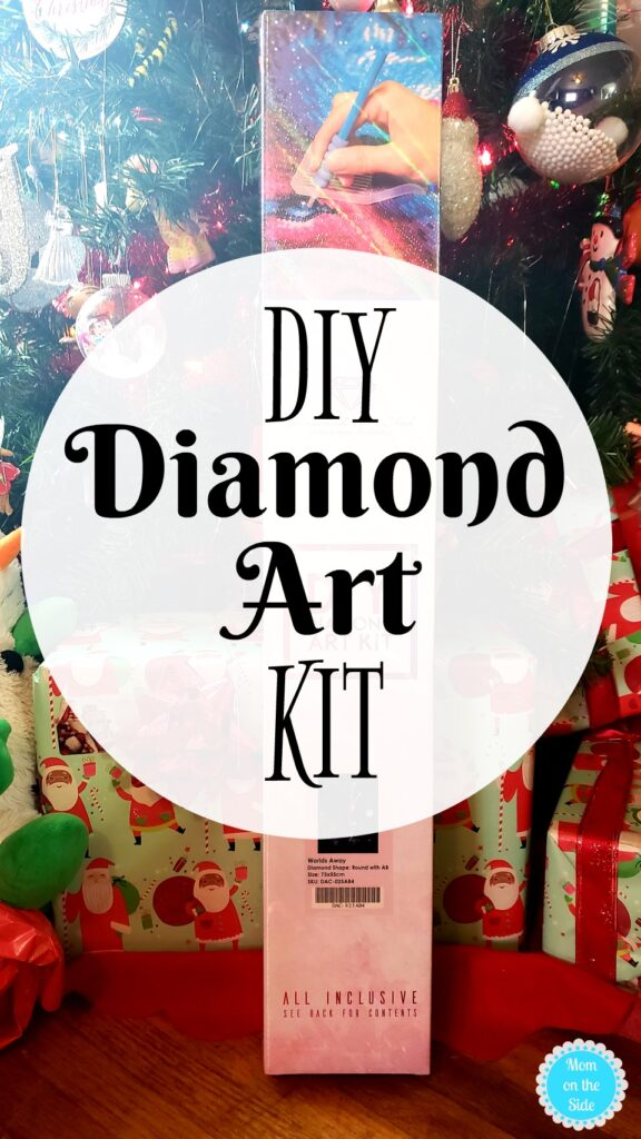 Diamond Art Kits - DIY for Kids