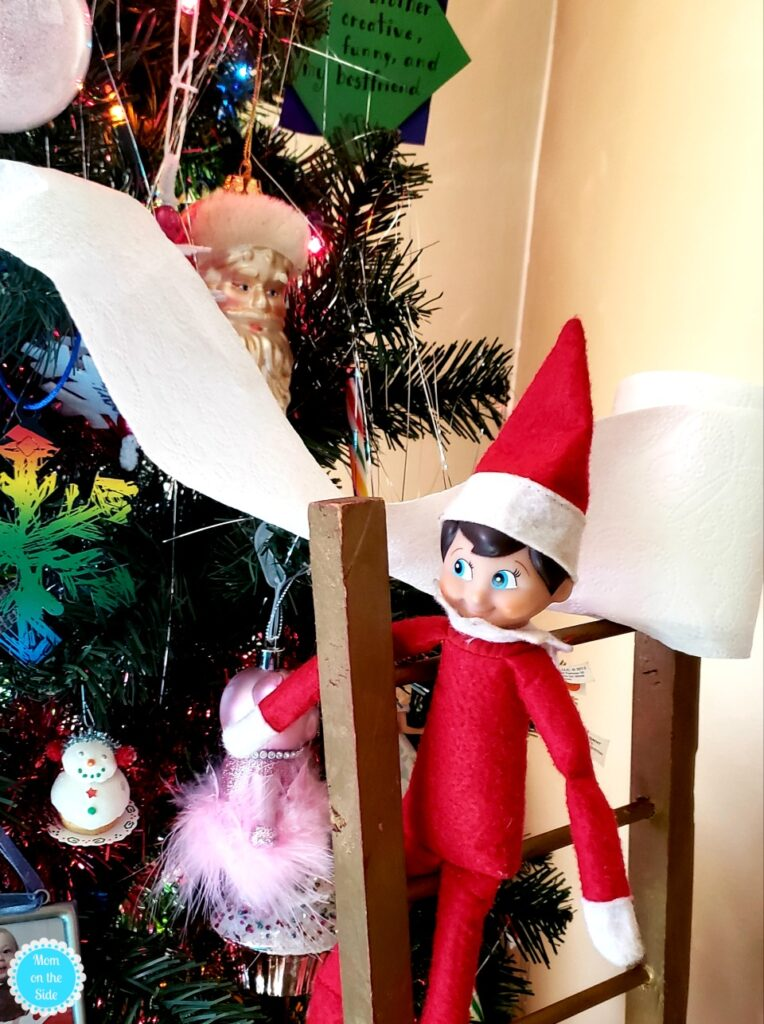 Quick Elf on the SHelf Ideas for Kids