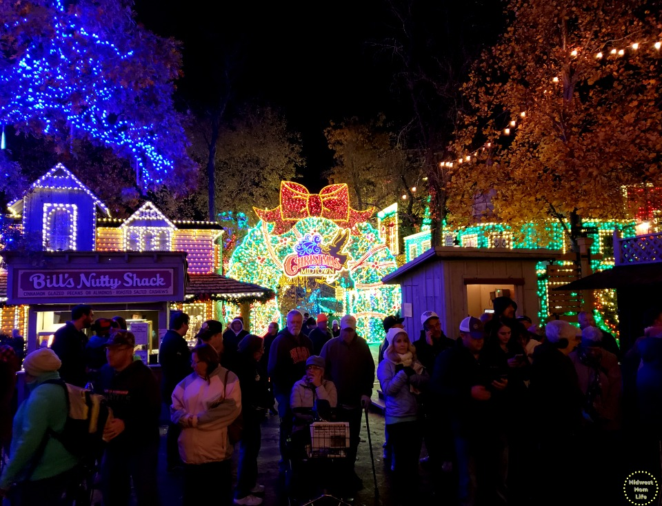 Silver Dollar City Christmas Lights