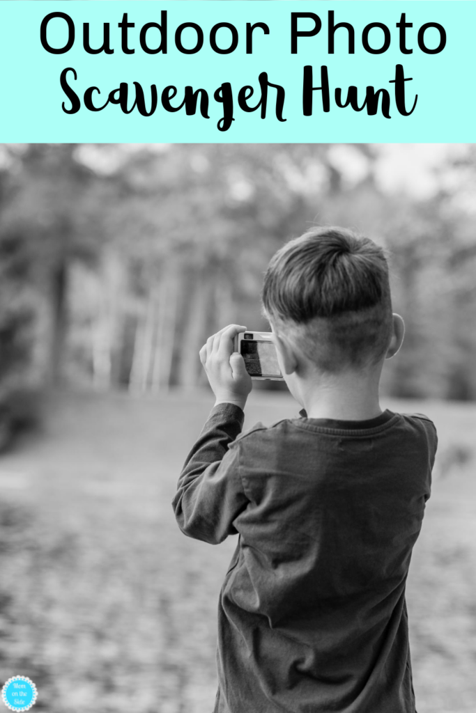 Printable Outdoor Photo Scavenger Hunt