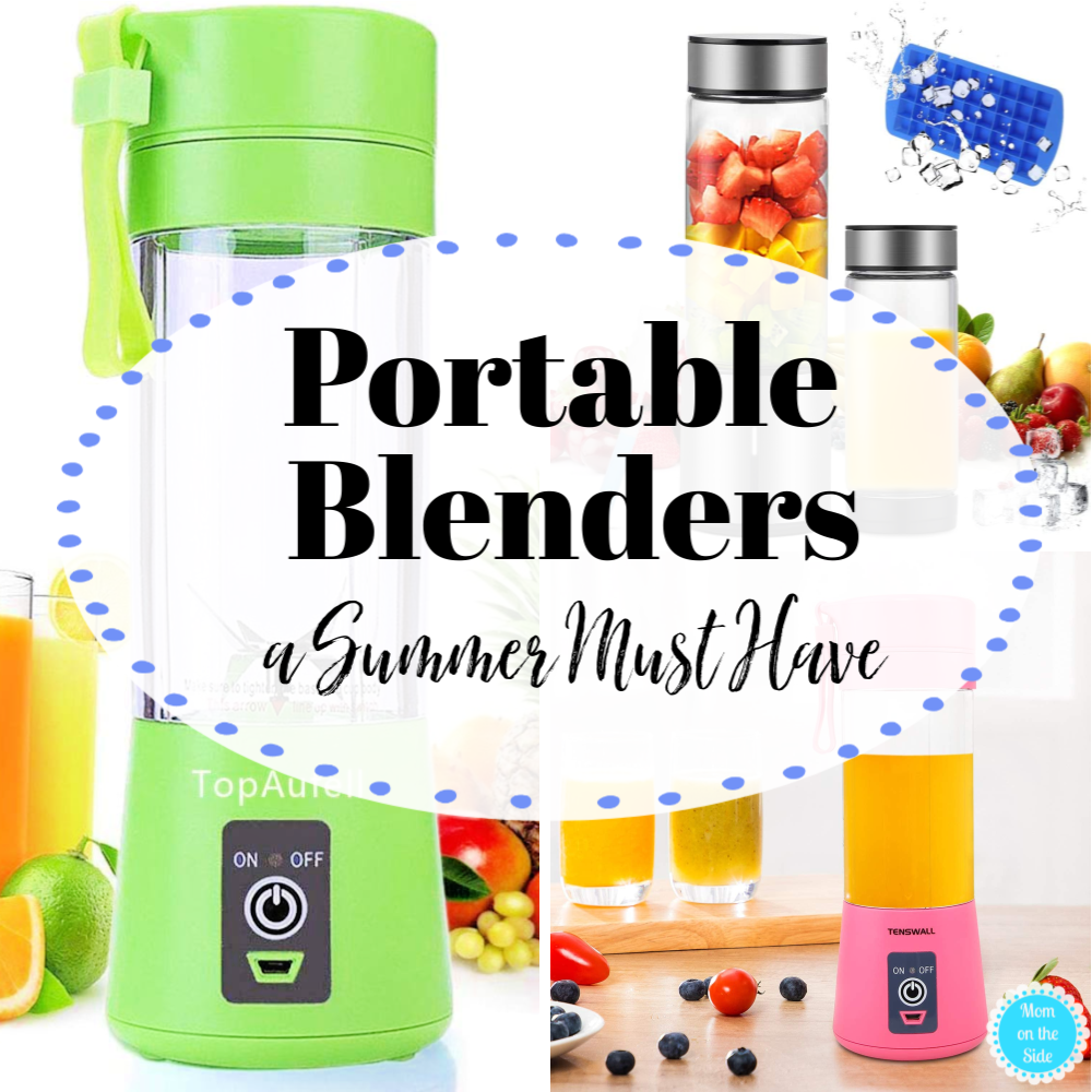 Portable Blenders for Summer