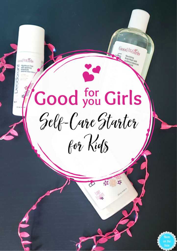 Good For You Girls Self-Care Products