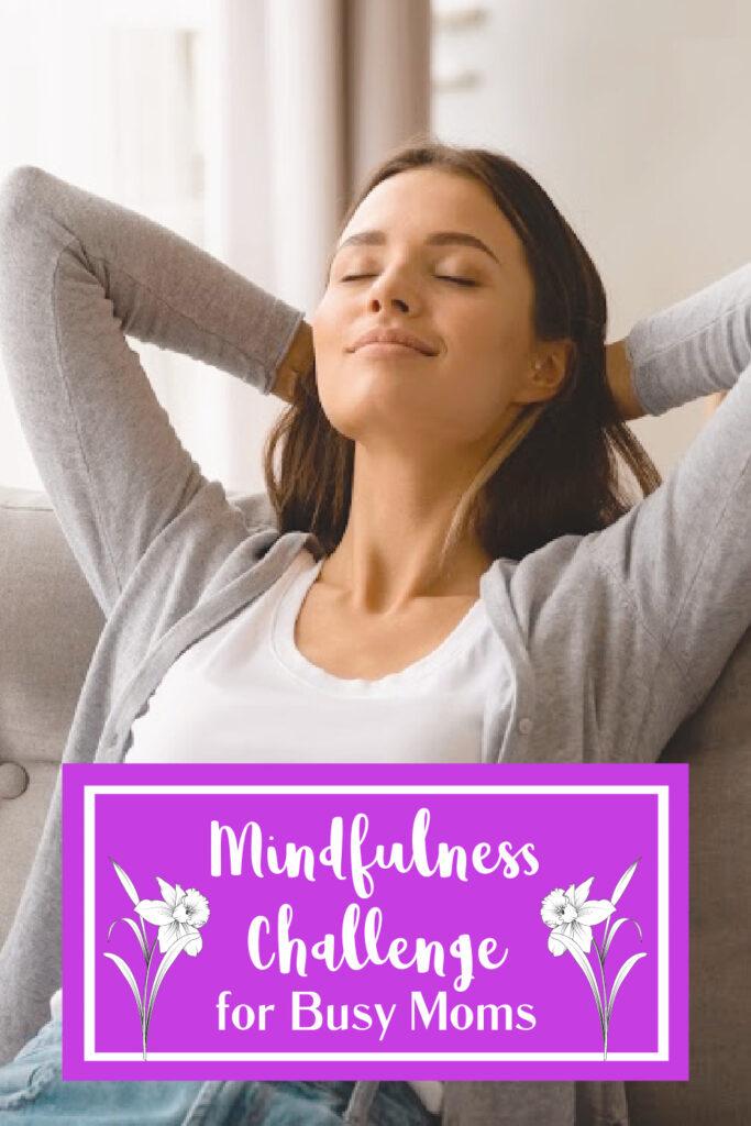 printable mindfulness challenge