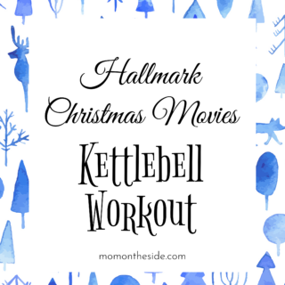 hallmark christmas movies workout